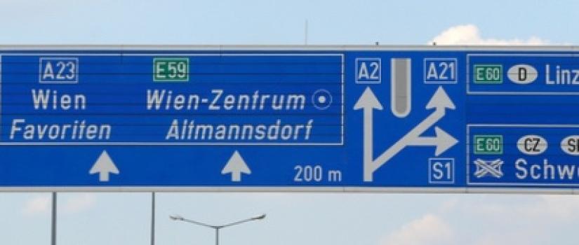 Snelwegen in Oostenrijk