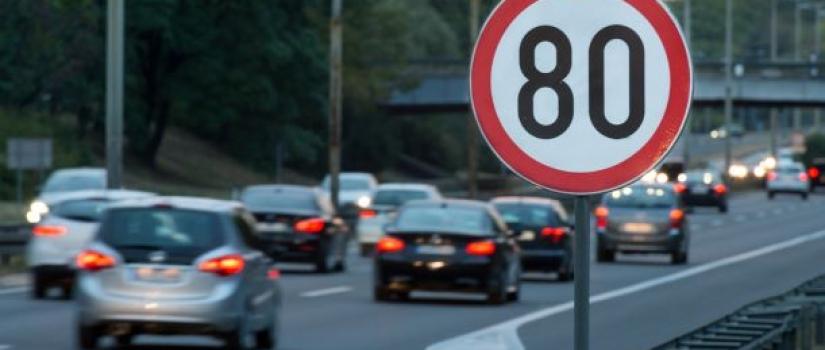Maximale snelheid in Oostenrijk